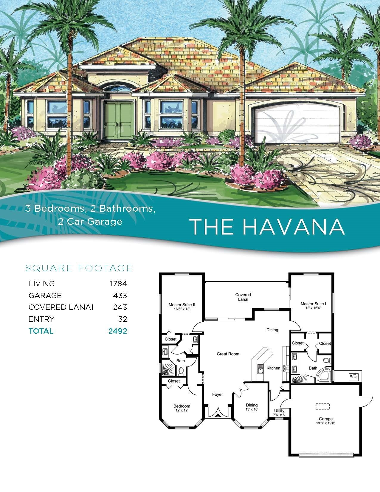 Read more about the article Floorplan: The Havana