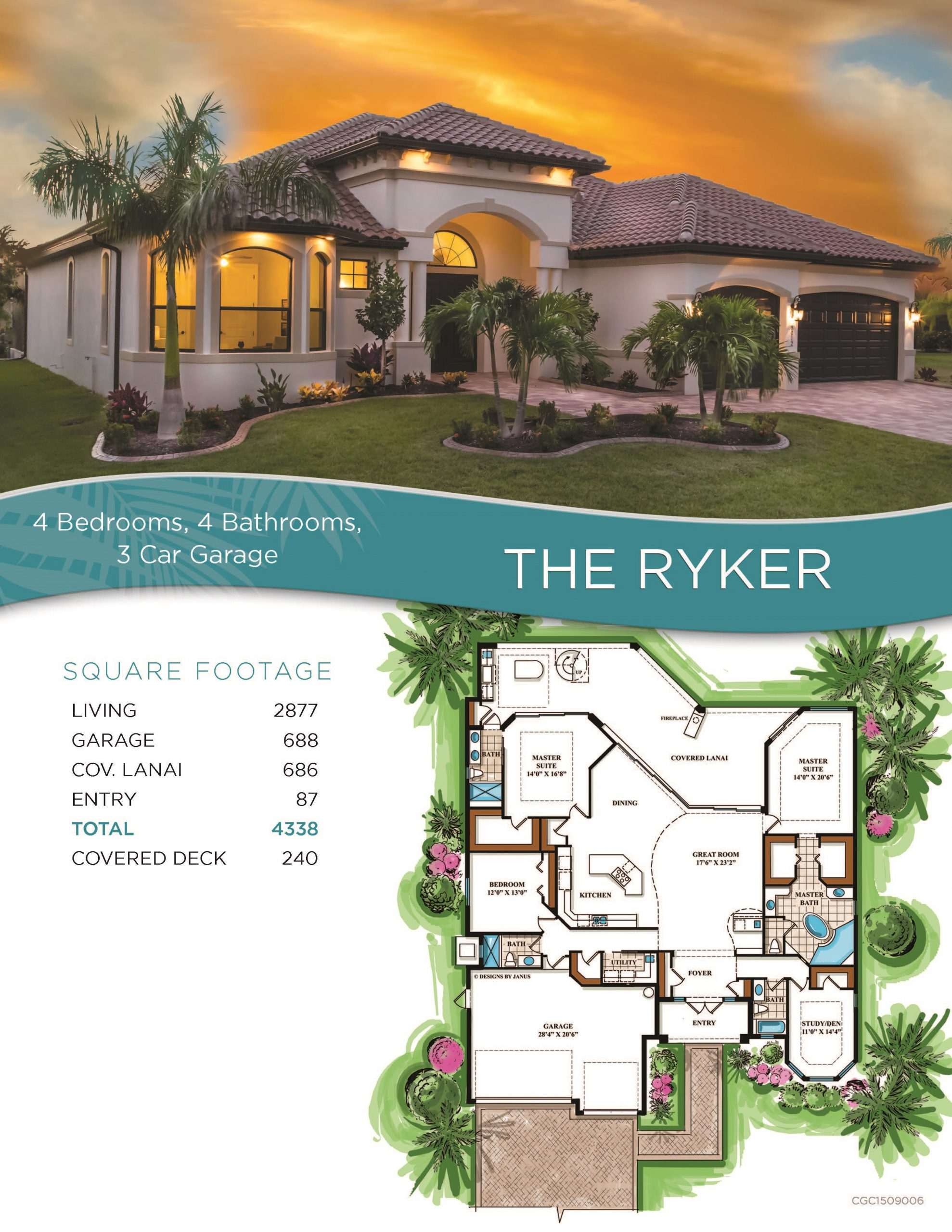 Read more about the article Floorplan: The Ryker