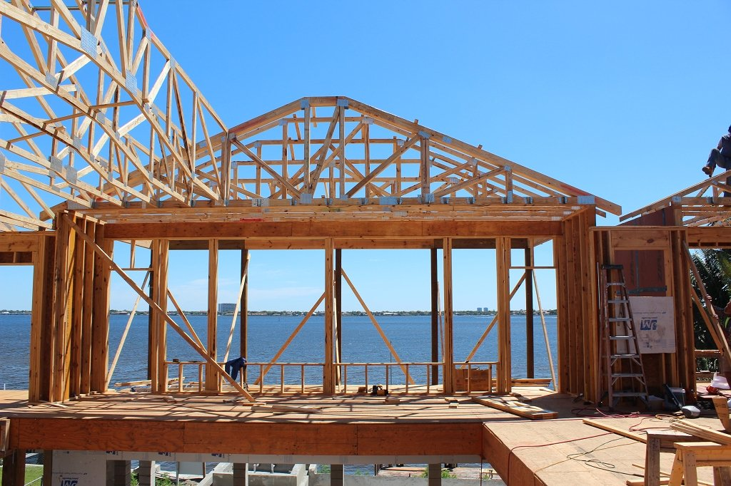 Read more about the article Construction Process – Villa Bequia